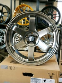 "????BLACK FRIDAY SPECIALS???? 4 NEW 18"" AVID1 AV06 ON SALE. 18×8.5&9.5 Citrus Heights, 95621"