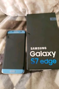 smartphone Samsung Galaxy s7edge comes w/ charger Rosedale, 21237