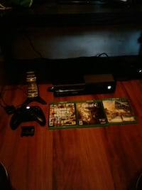 black Xbox One console with controller and game ca North East, 16428