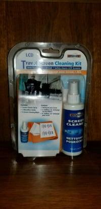 Screen Cleaning Kit Cowichan Valley, V0R 2W0