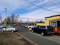 Used car lot for Rent. Hazlet