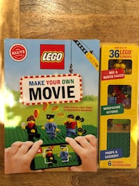 Lego - Make Your Own Movie 559 km