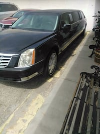 Cadillac - DTS LIMOUSINE - 2008