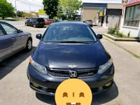 Honda - Civic - 2012 Manual 184000 kms Mississauga