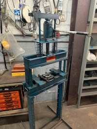 Shop Floor Press