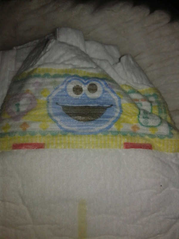 64 size 1 diapers