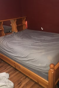 Bed frame for sale 200 obo need gone asap