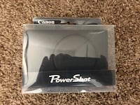 New canon power shot deluxe leather case  Los Angeles, 90034