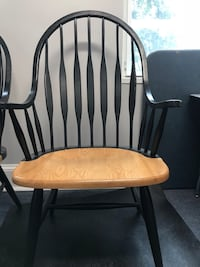 black and brown wooden armchair 69 km
