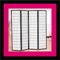 4 panel room divider UNIVERSITY PA, 20782