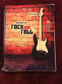 Rock and roll book Hyattsville, 20782