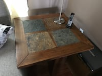Two end tables and sofa table. Solid wood. A few knicks and scratches but overall good condition  Halifax, B3J