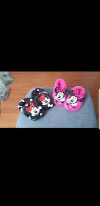 Minnie mouse slippers  Oakley, 94561