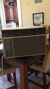 brown window type air conditioner Providence, 02905
