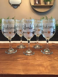 Personalized gifts for wedding party Girard, 44505
