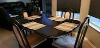 Dining room table and 4 chairs  Henderson, 89074