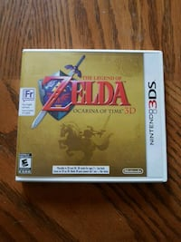 The Legend Of Zelda Ocarina of Time 3D Hamilton, L9B 2X1