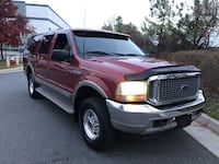 Ford Excursion 2002 Chantilly