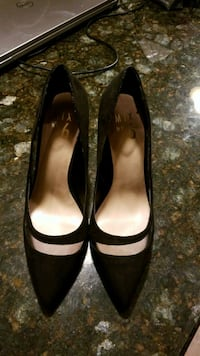 DSW Mix No.6 sz 7.5 black shoe.  Point of Rocks, 21777