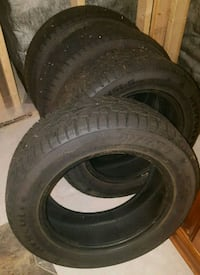 4 new winter tires  Guelph, N1H 6H9
