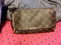 brown monogrammed Louis Vuitton leather bag Marrero, 70072