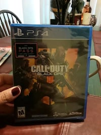 Ps4 Call of Duty Black OPS El Paso, 79912