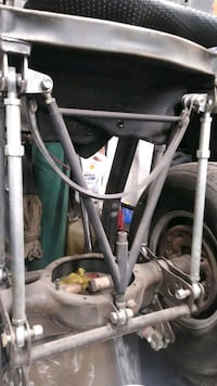 Tubed out frame just install to any vehicle