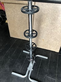Tire stand Guelph, N1E 6J7