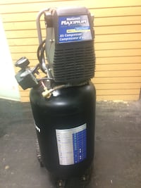 Canadian Tire Mastercraft 15 Gallon Compressor - $599.99  Get it NOW! ONLY $166 Vancouver
