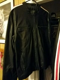 2 leather coats Worcester, 01610