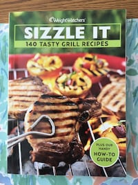 Weight Watchers enjoy this Grilling Cookbook.  Excellent condition. Leland, 28451
