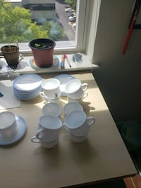 Tea cups Fairfax, 22031