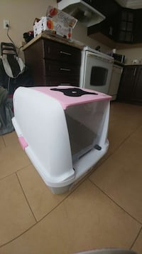 CAT LITTER BOX 100% NEW Mississauga, L5L 3M1