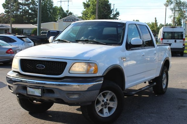 2003 Ford F150 For Sale >> Used 2003 Ford F150 Supercrew Cab For Sale