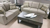New Canadian Made Sofa Set