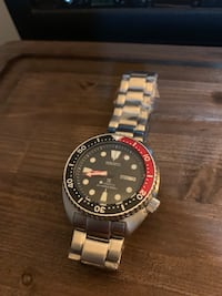 "Seiko Turtle ""Coke"" Prospex Automatic Watch  Richmond, V6X 2R2"