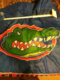 Gator flag and post Gainesville, 32605