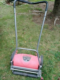 Push reel mower Oakville, L6M 3B9