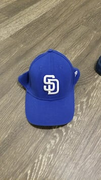 Padres Fitted Size (Medium-Large)