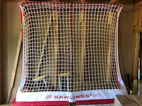 Rawlings hockey net Barrie, L4N 7S1