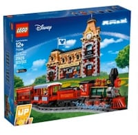 Lego 71044 disney train station