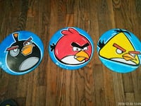 Angry Birds record paintings El Paso, 79903