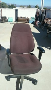 Chocolate Brown office chair Lakeside, 92040