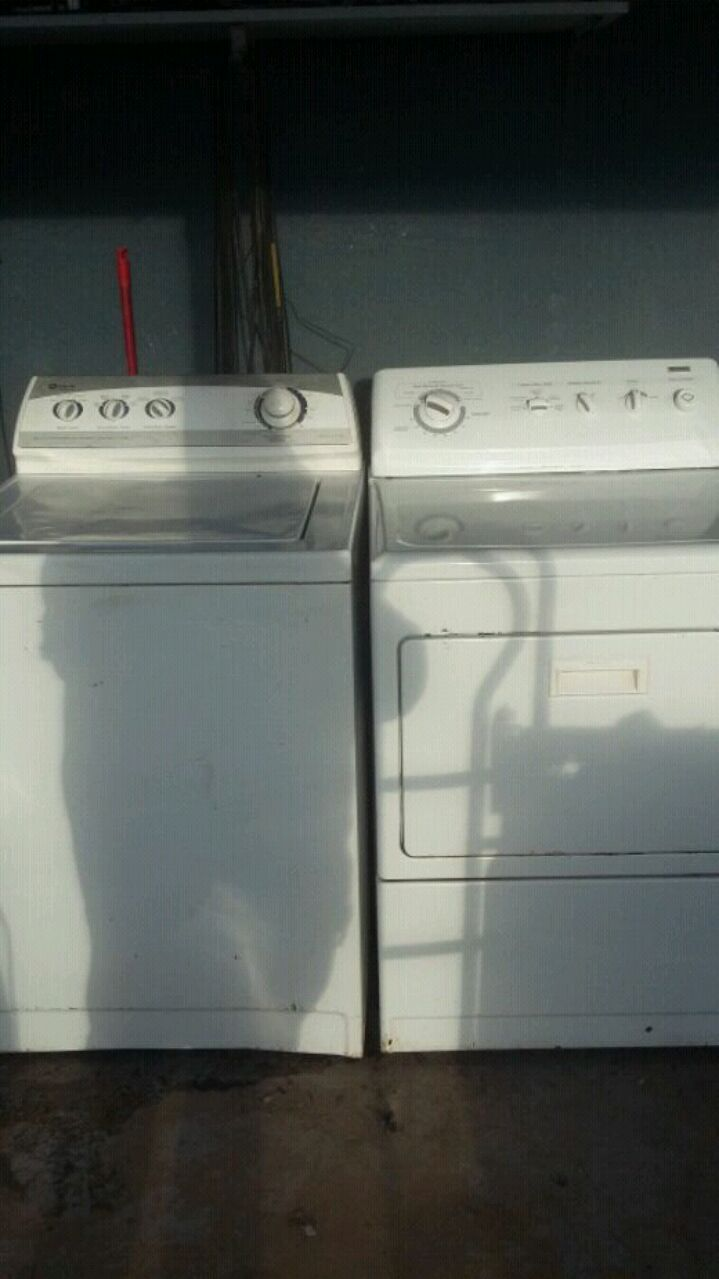 Photo Washer dryer set electric