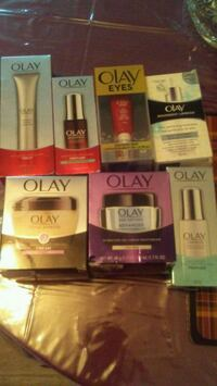 All brand new olay products asking for everything  Winnipeg, R2W