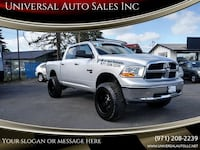 2010 Dodge Ram Pickup 1500 SLT 4x4 4dr Crew Cab 5.5 ft. SB Pickup salem