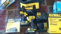 Dewalt cordless power tools set Aurora, 80010