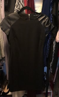 Black T-shirt dress Brampton, L6V 3Z9