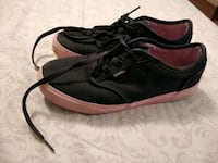 Pink and Gray Vans size 3¹/² West Valley City