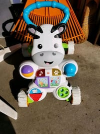 Zebra junior walker Solvay, 13209